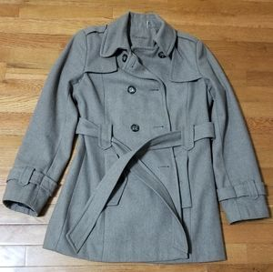 Calvin Klein Double Breast Peacoat